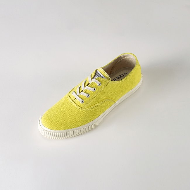 [브러셔]BRUSHER_캐치볼 데크슈 레몬 CATCHBALL DECKSHOE _ Lemon (RESTOCK)