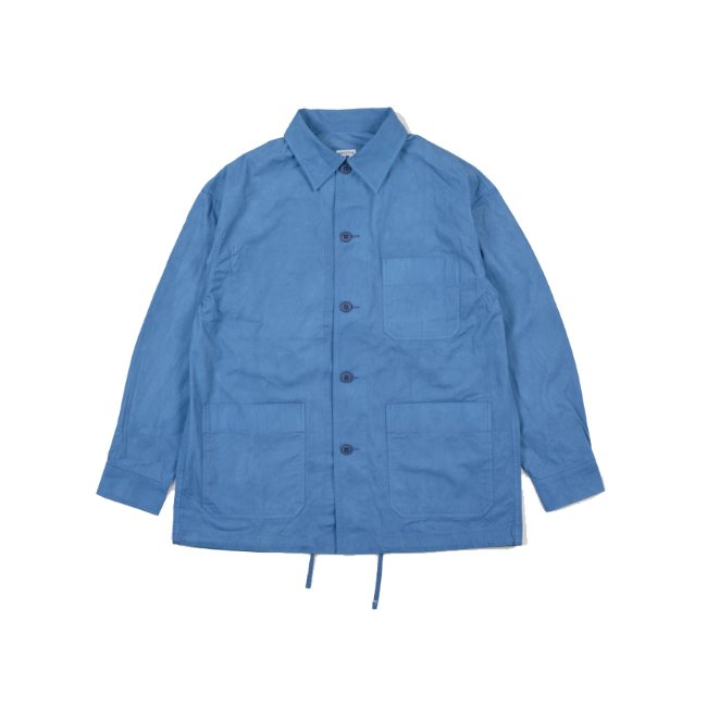 [아펜쳐]ARPENTEUR_ADN JACKET _NATURAL WOAD BLUE