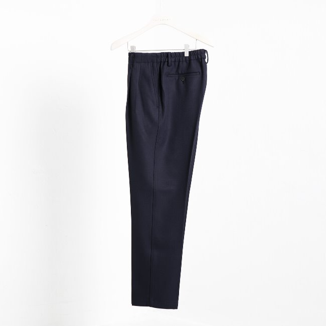 [도큐먼트]DOCUMENT_WOOL BARATHEA PANTS