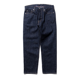 [오디너리핏츠]ORDINARY FITS - INDIGO 5POCKET ANKLE DENIM (One wash) ★RESTOCK★