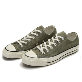 [컨버스]CONVERSE _ 척테일러 올스타'70 OX 미디엄 올리브 CHUCK TAYLOR ALL STAR '70 OX MEDIUM OLIVE/EGRET