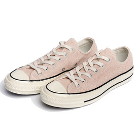 [컨버스]CONVERSE _ 척테일러 올스타'70 OX 미디엄 핑크  CHUCK TAYLOR ALL STAR OX MEDIUM DUSK PINK / EGRET