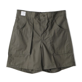 "[얼스어패럴]EARL'S APPAREL_겅호 포 포켓 퍼티그 숏  ""O.D 립스탑"" Gung Ho 4 Pocket Fatiuge Short 8001RS ""O.D Ripstop"""