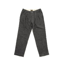 [빅유니온]Big Union_BU x East Oklm 린넨 이지 팬츠 차콜 Linen Easy Pants Charcoal