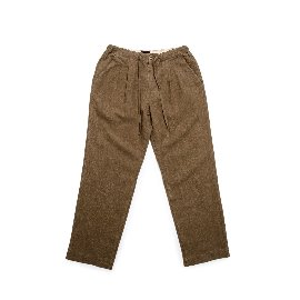 [빅유니온]Big Union_BU x East Oklm 린넨 이지 팬츠 브라운 Linen Easy Pants Brown