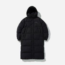 [커버낫]COVERNAT_덕 다운 웜 업 롱 빅 로고 19-20 DUCK DOWN WARM UP LONG PUFFER(BIG LOGO)