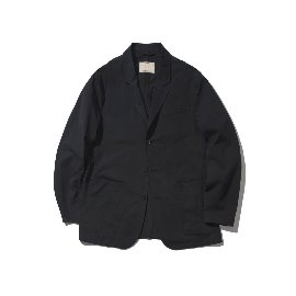 [포터리]POTTERY_WASHED SPORTS JACKET Charcoal