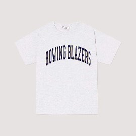 [로잉 블레이저] Rowing Blazers_COLLEGIATE TEE - NAVY_collegiate t-shirt