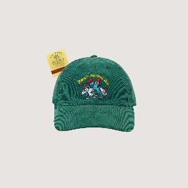 [로잉 블레이저] Rowing Blazers_HARRY'S NEW YORK BAR CAP_corduroy dad hat