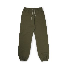 [빅유니온]Big Union_89 Sweat Pants Khaki
