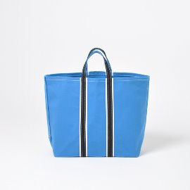[템베아]TEMBEA_3톤 토트백_3TONE TOTE BLUE/WHITE/BLACK