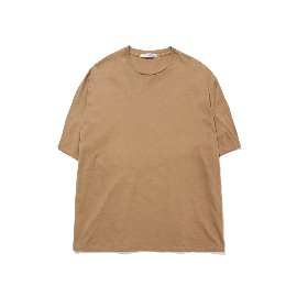 [포터리]POTTERY_'Short Sleeve Basic T-Shirt Beige