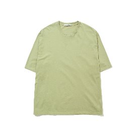 [포터리]POTTERY_'Short Sleeve Basic T-Shirt Light green